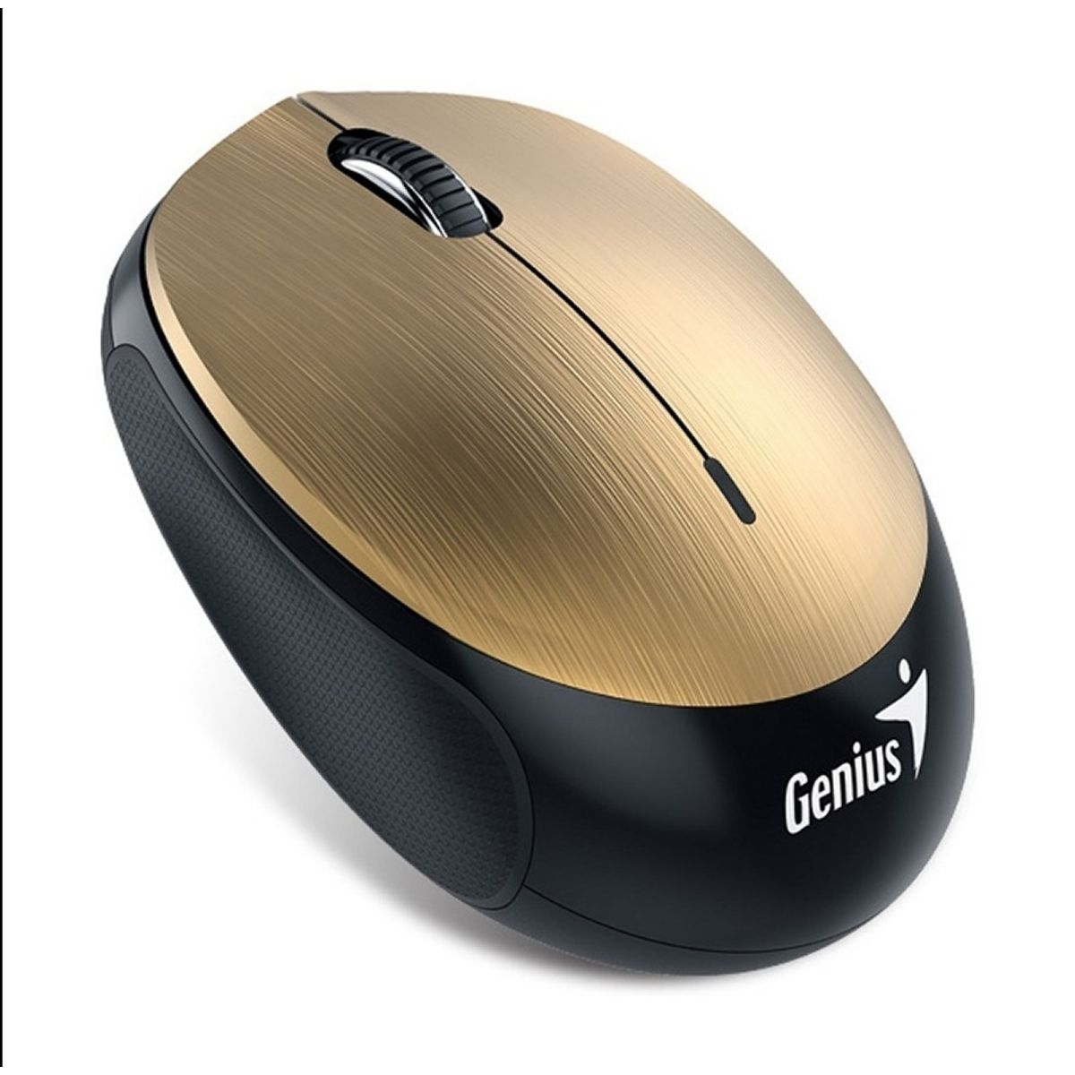 Genius Mouse NX-9000BT Dorado Bluetooth Recargable