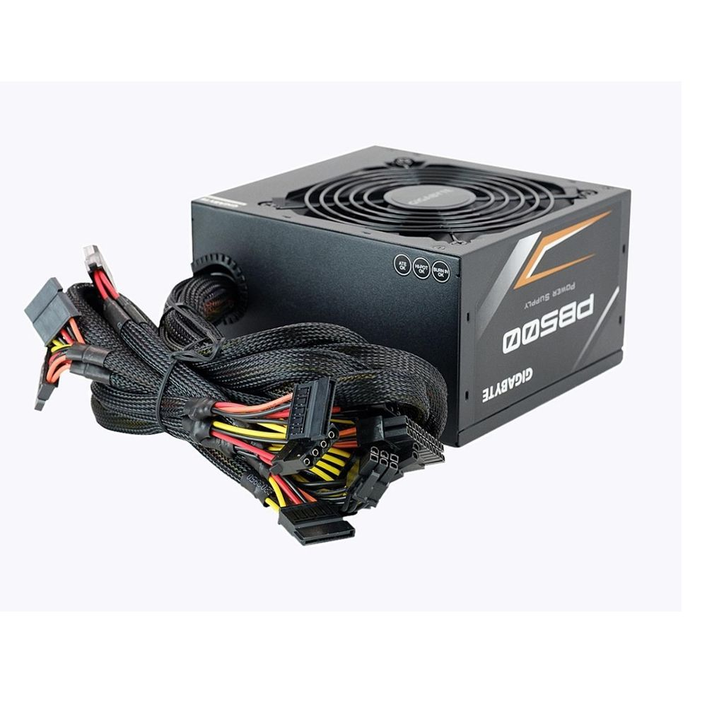 Gigabyte Fuente PC 500W GP-PB500 80 Plus Bronze